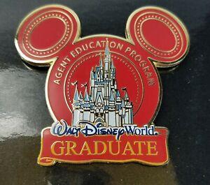 2009-Disney-Official-Pin-Trading-Agent-Education-Program-Graduate-Mickey-Pin