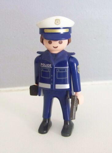 PLAYMOBIL Homme Officier Voiture 5179 Commissariat 5176 POLICE K2131