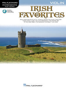 Details about Irish Favourites Celtic Songs Learn to Play Folk Fiddle  Violin Music Book AUDIO