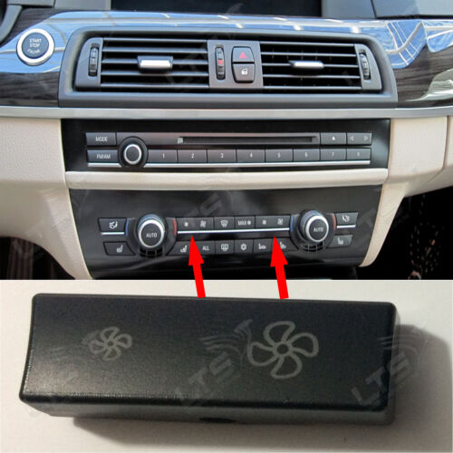 BMW 5 SERIES F10 F11  Heater Climate,Air Conditioning Control Button Cover