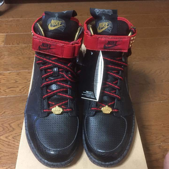 Nike Dynasty high mighty crown. from japan (5302