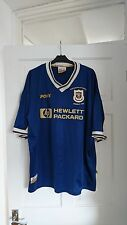 Tottenham Hotspur Espuelas 1997/1998 Pony lejos Worthington Copa Ganadores Camisa-XXL