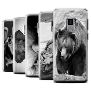 Gel-TPU-Case-for-Samsung-Galaxy-S9-G960-Mono-Zoo-Animals