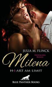 Milena-Heart-am-Limit-Erotischer-Roman-Julia-M-Flinck-blue-panther-books