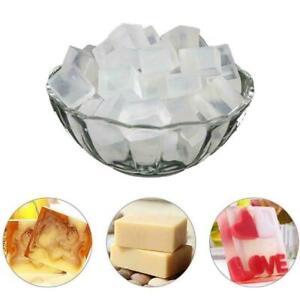 2020 250g TRASPARENTE soap base DIY Handmade soap making SOAP HOT materiale a3r1