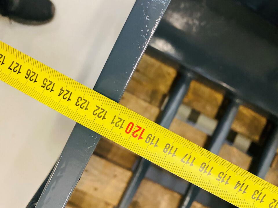 Avant Overfaldsgreb 123 cm