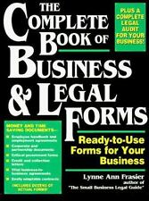 The Complete Book of Business & Legal Forms , Paperback