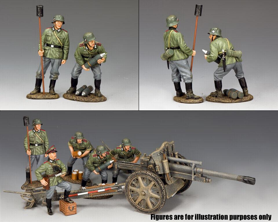 Re & Paese Ww2 Esercito Tedesco Wh064 Pistola Equipaggio MIB