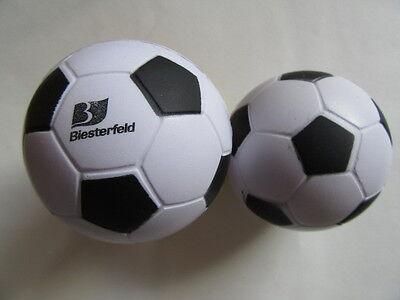 """"""" Fussball """" 1 Anti-stress-handtrainer/ Anti-stress-ball Als """" Fußball"""" 6 Cm,neu In Vielen Stilen"""