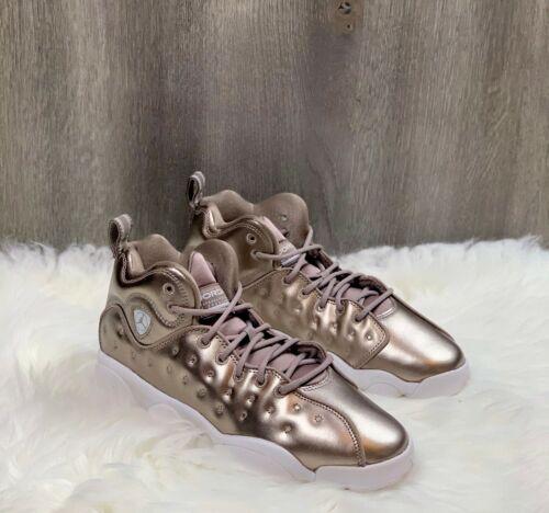 Jordan Jumpman Team II SE Sepia Stone//Noble AV5178 200 GS Shoes Youth Size 5.5Y