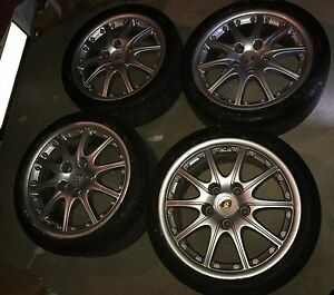 porsche 911 986 boxster 993 996 gt3 llantas wheels bbs 7. Black Bedroom Furniture Sets. Home Design Ideas