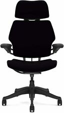 Humanscale Freedom Headrest Task Chair Black