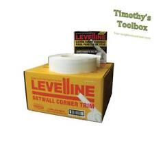 Levelline Drywall Corner Tape 275 X 100 6 Pack