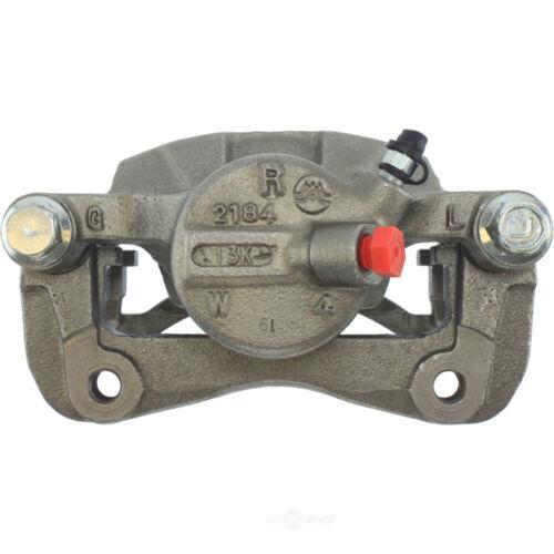 Disc Brake Caliper Front Right Centric 141.46041 Reman