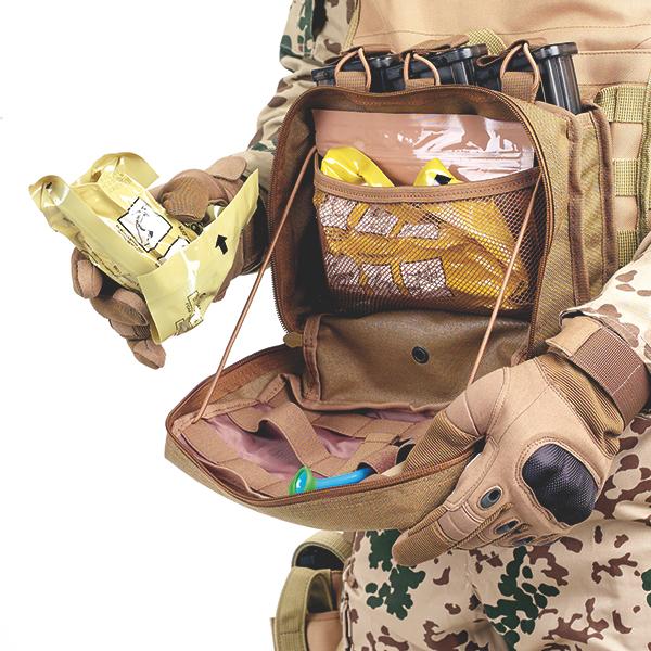 Lifeguard® tactical Kombitasche CMP-Tasche     Combi Medic Pouch 0910d4