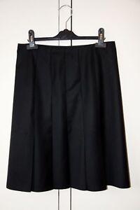 Joseph en Zip Elegant Taille laine 38 noire New plissée Jupe Hpq6Idxw