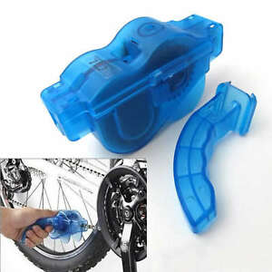 New-Cycling-Bike-Bicycle-3D-Chain-Cleaner-Quick-Clean-Tool-Brushes-Scrubber