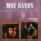 It's a Cheating Situation/She's Not Really Cheatin' (She's Just Getting' Even) * by Moe Bandy (CD, Oct-2013, Morello Records)