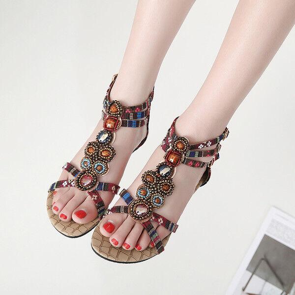 Sandali eleganti bassi  ciabatte colorati  leggeri comodi simil pelle  colorati 9931 ec923b