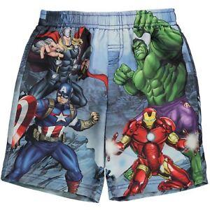 Marvel Avengers Shorts Bambino