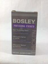 Bosley Professional Strength Hair Thickening Fibers 12g/0.42 oz. Black
