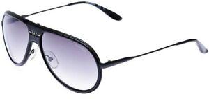 Shiny Details Unisex New Eu Grey 61mm About Sunglasses Gvb Carrera Gradient 89s Black Aviator OPkXuZiwT