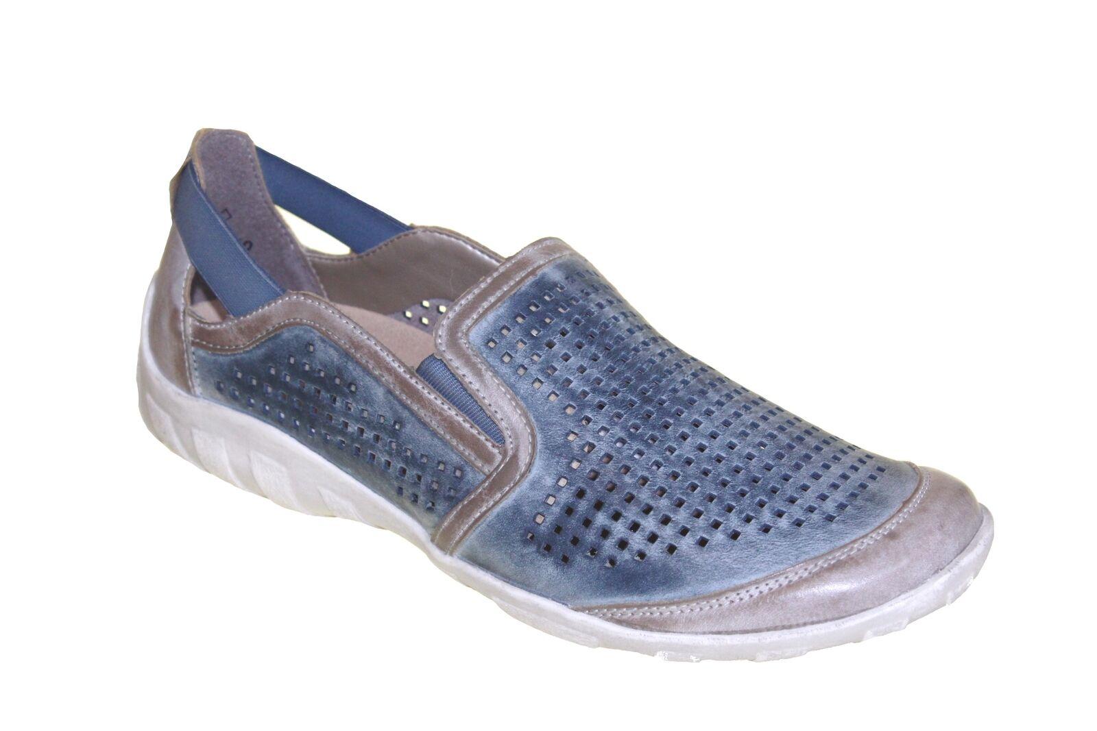 Nouveau remonte r3425-14 Femmes Chaussures Slipper baskets basses cuir re46