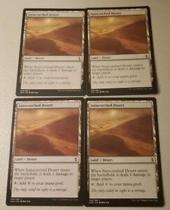 Sunscorched Desert (AKH MTG Card)