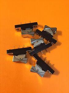5-Harley-Shovelhead-Ironhead-Chrome-Handlebar-Rocker-Switch-Run-off-Xl-Flh-Fl