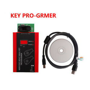Details about Newest Auto Styling For Mercedes Benz Small Key Programmer  Can Programming 2018
