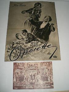 """Origi. """"Illustrierter Film-Kurier"""" Nr. 3167, 1940, Filmtitel """"Operette""""+Lexikon - Germering, Deutschland - Origi. """"Illustrierter Film-Kurier"""" Nr. 3167, 1940, Filmtitel """"Operette""""+Lexikon - Germering, Deutschland"""