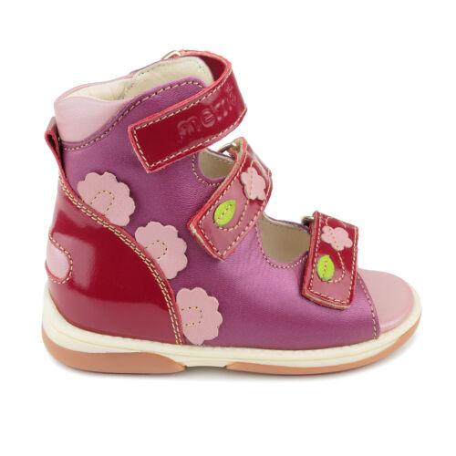 Little//Big Kid Memo VIKI Girls/' Corrective Orthopedic Ankle Support Sandals