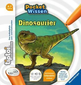 tiptoi® Dinosaurier von Annette Neubauer (Pappbilderbuch)