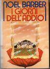 I GIORNI DELL'ADDIO - NOERL BARBER - CDE -1985