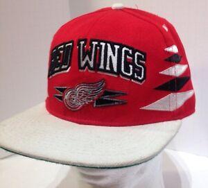 Detroit Red Wings Mitchell   Ness Vintage Hockey Nostalgia Diamond ... e7093f517c9