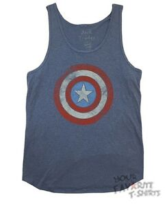 e0c736d759e52 Image is loading Captain-America-Shield-Logo-Marvel-Comics-Premium-Adult-