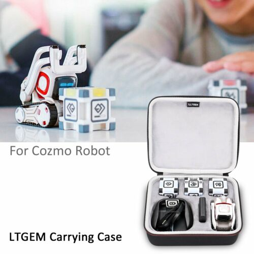 Travel Carrying Case for Anki Cozmo 000-00048 or Cozmo Collector/'s Edition Robot
