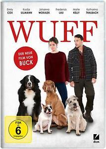 WUFF-THALBACH-KATHARINA-BURCHARD-MARIE-LAU-FREDERICK-DVD-NEUF