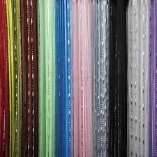 Warm Chain Beads String Door Curtain Screen Divider Room Window Blind Tassel