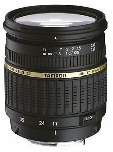 TAMRON-SP-AF-17-50-mm-F-2-8-XR-DiII-Nikon-APS-C-A-16-N-II-JAPAN-NEW