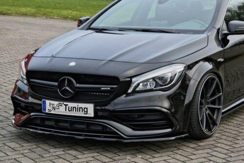 Spoilerschwert Noak A45 AMG schwarz glanz passend für Mercedes A-Klasse W176