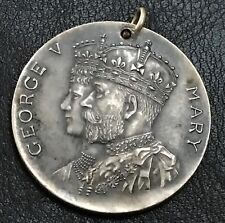 1935 British Bronze Medal Issued for the Silver Jubilee of King George V / N135