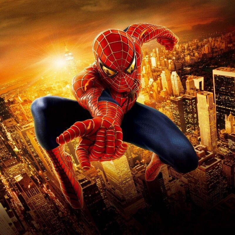 Adesivi murale gigante Spiderman 17544 17544 17544 287c04