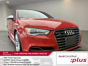 2015 Audi S3 2.0T Progressiv