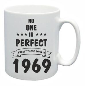 50th-Novelty-Birthday-Gift-Present-Tea-Mug-No-One-Is-Perfect-1969-Coffee-Cup