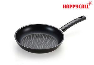 "HAPPYCALL Diamond Porcelain Coated Frying Pan 8/"" 20cm NEW Made in Korea"