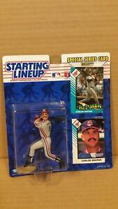 STARTING-LINEUP-SLU-MLB-1993-SERIES-CARLOS-BAERGA-INDIANS-ACTUAL-PHOTOS