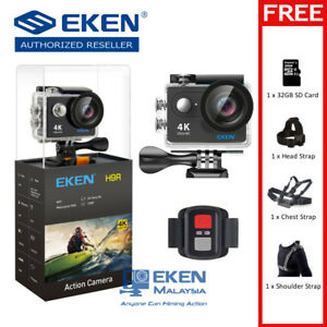 ORIGINAL-EKEN-H9R-12MP-4K-Ultra-HD-Action-Camera-OUTDOOR-Package-BLACK