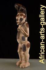56632 Große Figur der Kuyu DR Kongo / Congo Afrika