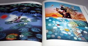 Fujishiro-Seiji-Hikari-no-Inori-work-collection-book-from-Japan-Japanese-0948
